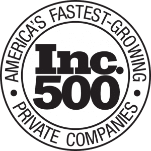 Image result for inc 500 logo